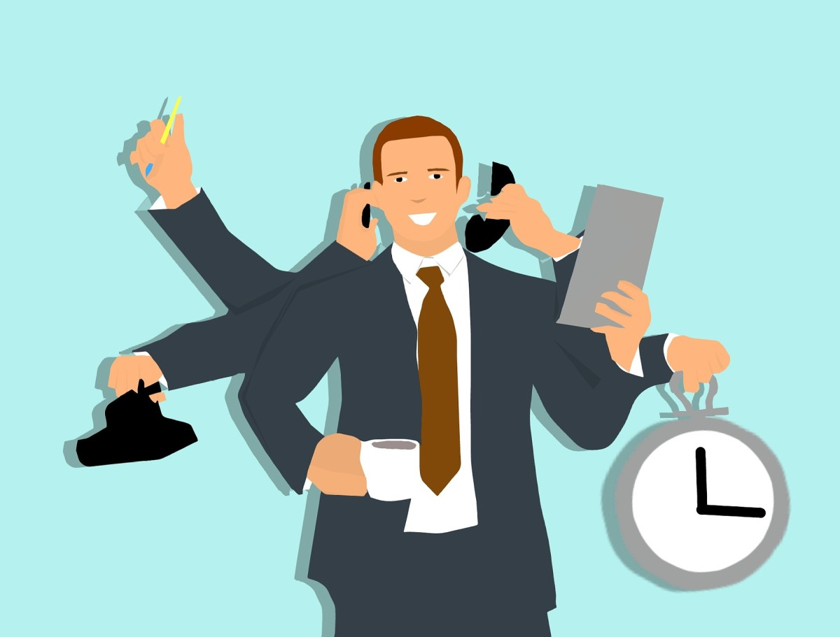 The Different Sales Person Roles