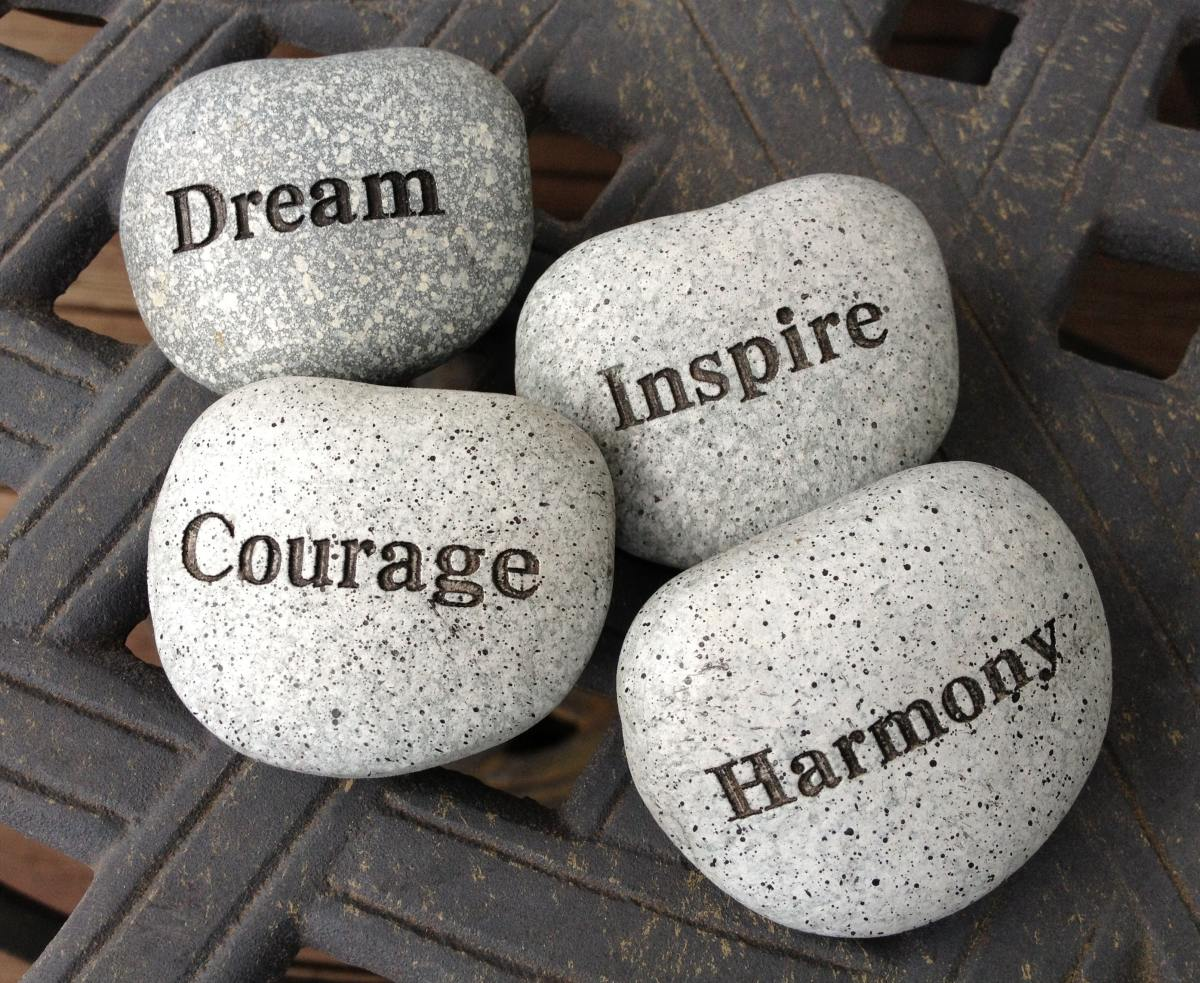 Here are some great words to help inspire your messages.