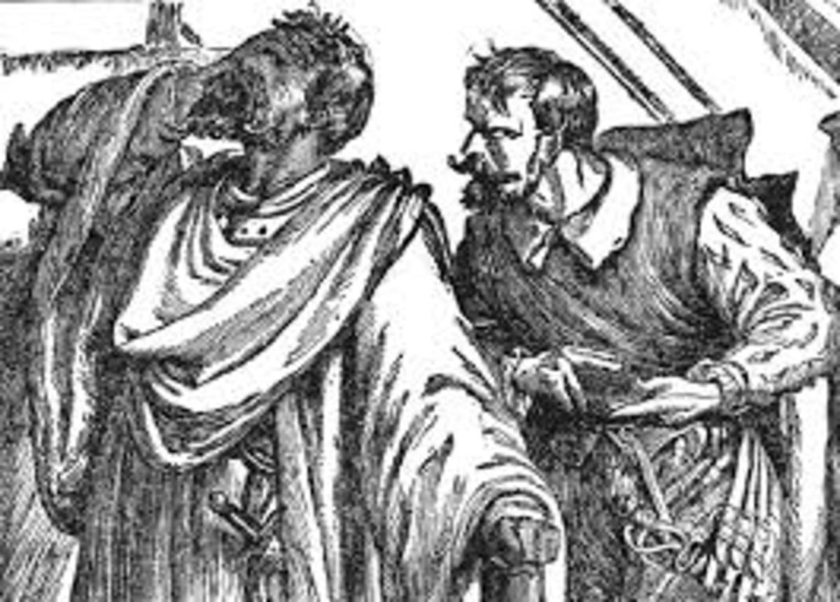 Shakespere's characters Othello & Iago