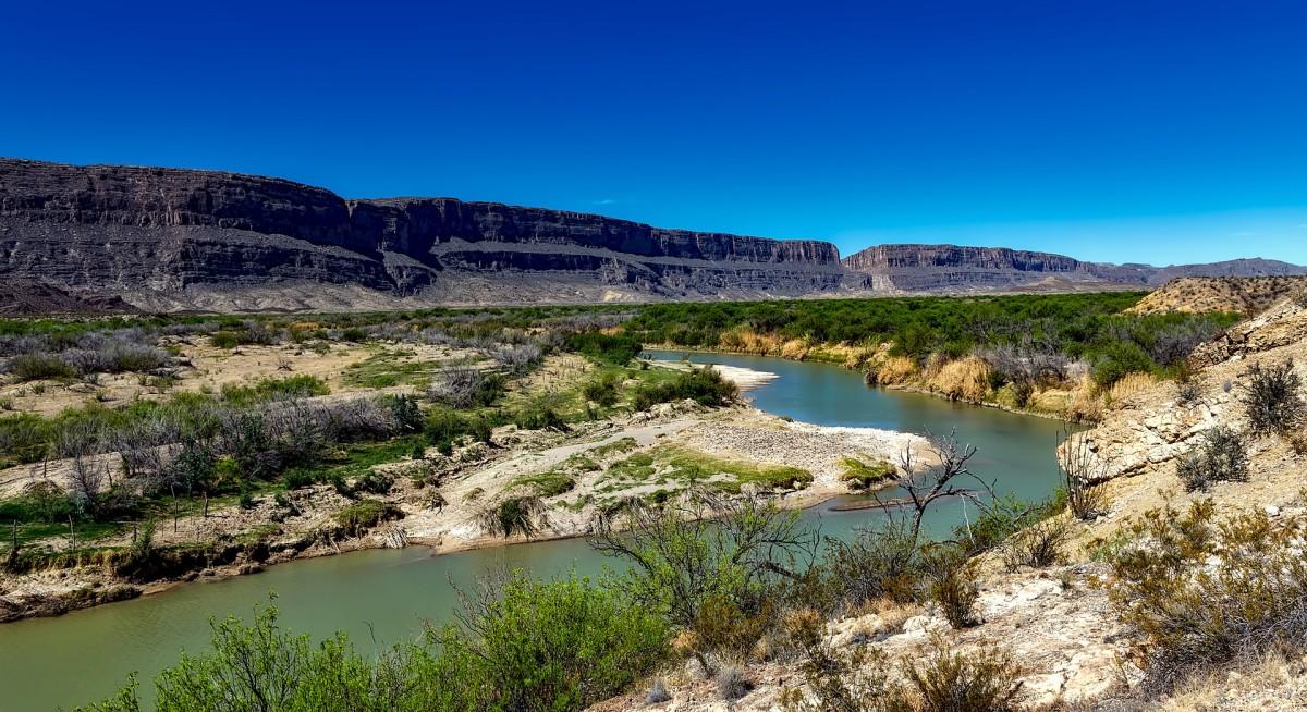 Rio Grande in Texas