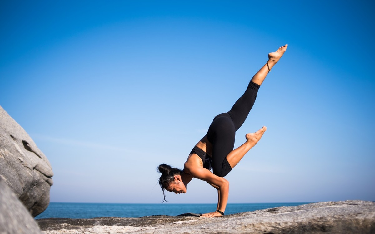 Are you a yoga master, or have you trained for a triathlon? Share your knowledge online!