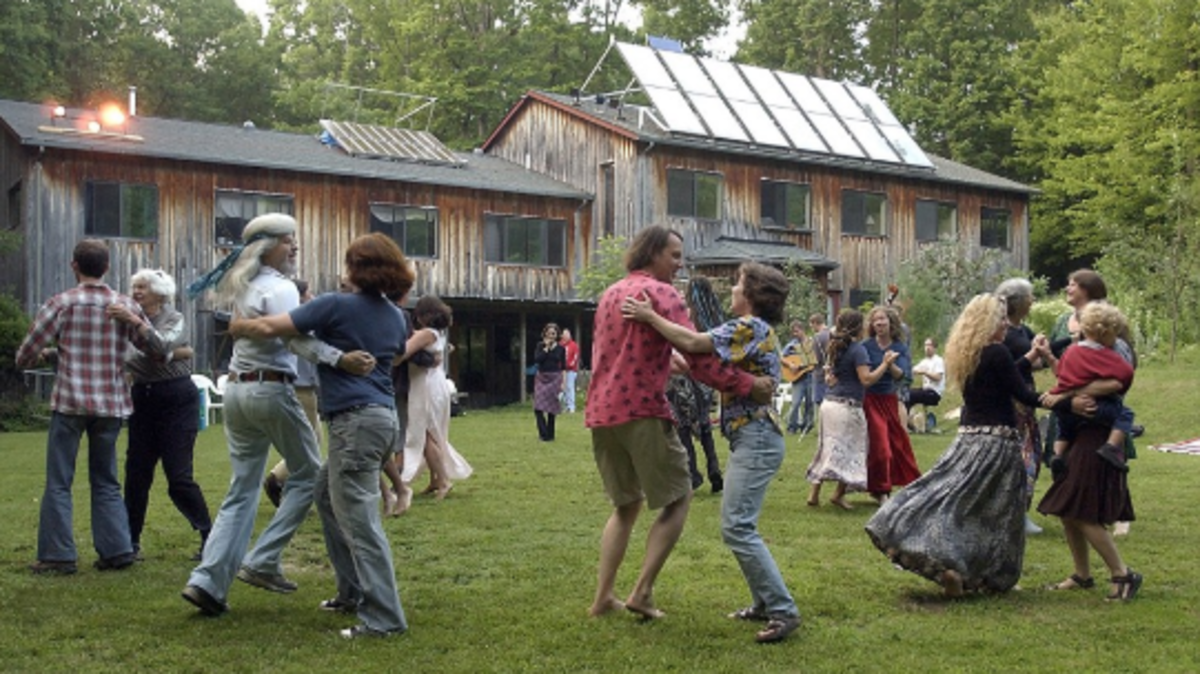 Twin Oaks Community is is one of the longest-running and largest secular intentional communities in North America