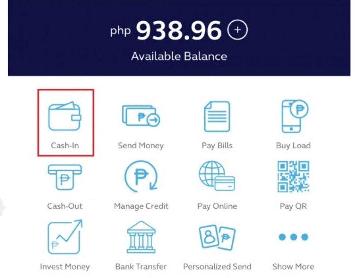 Some GCash cash-in transactions now have convenience fees