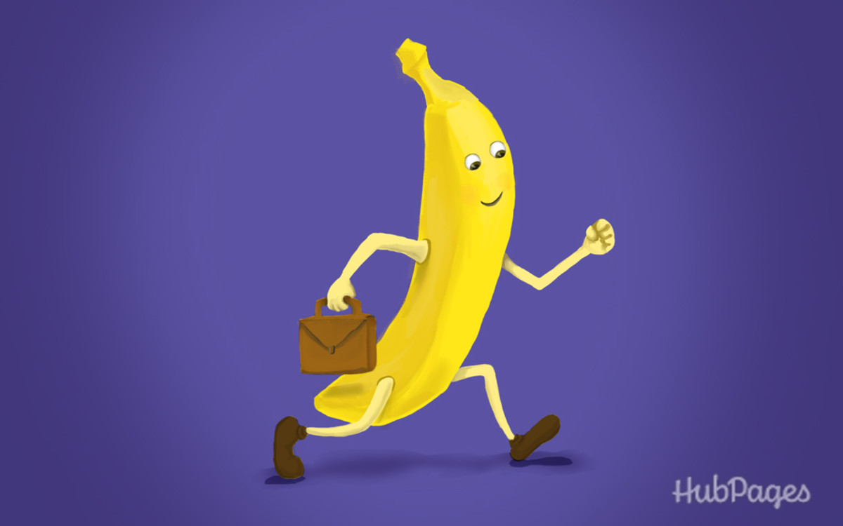 Q:  What kind of banana are you? A:  An extremely hard-working and responsible banana.