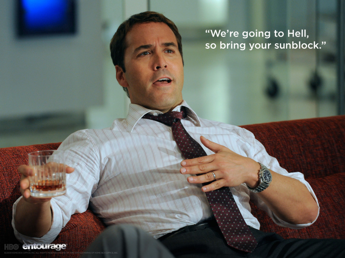 I want to be Ari Gold: How to Become a Talent Agent