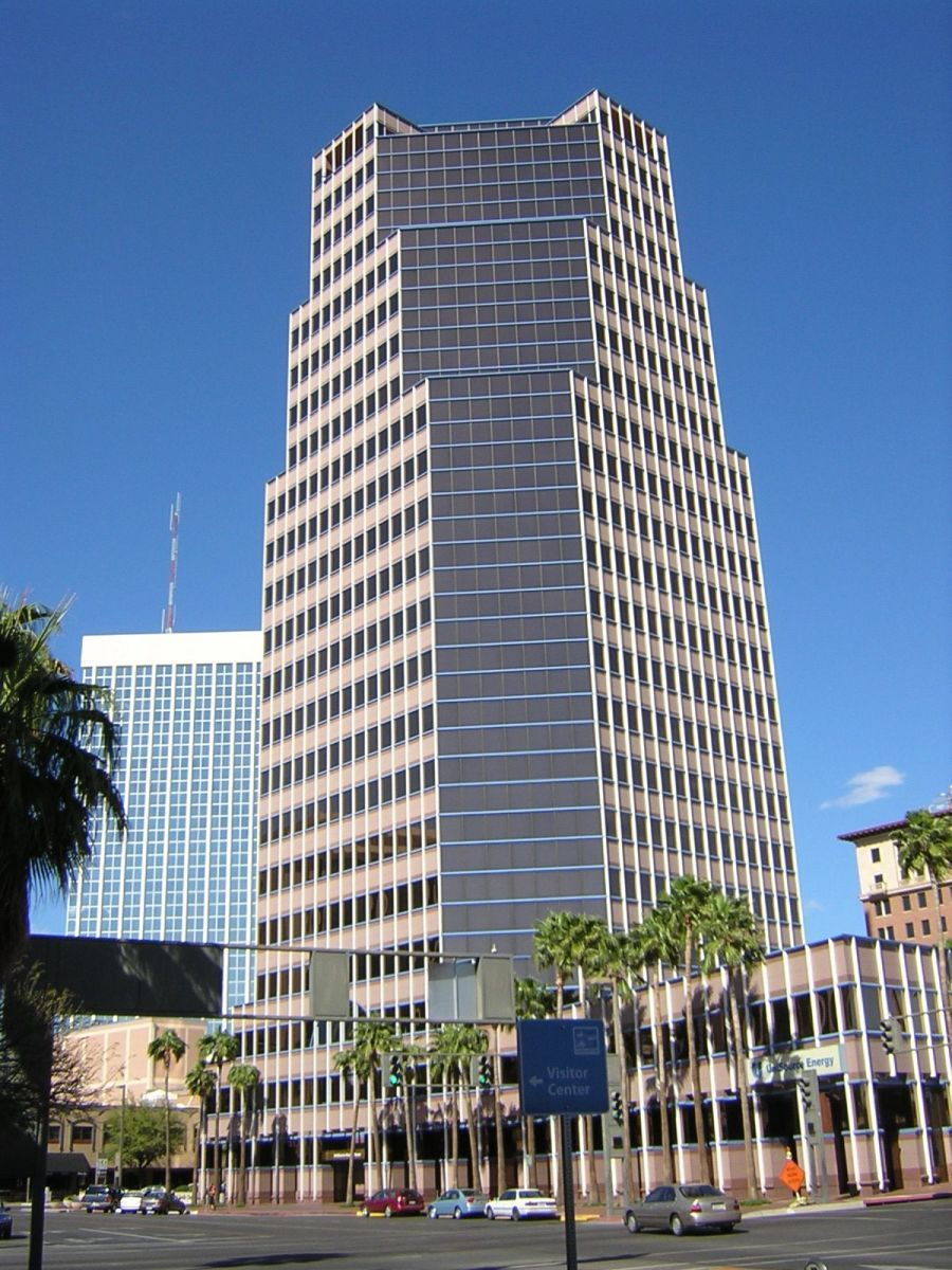 Unisource Energy Tower in Tucson