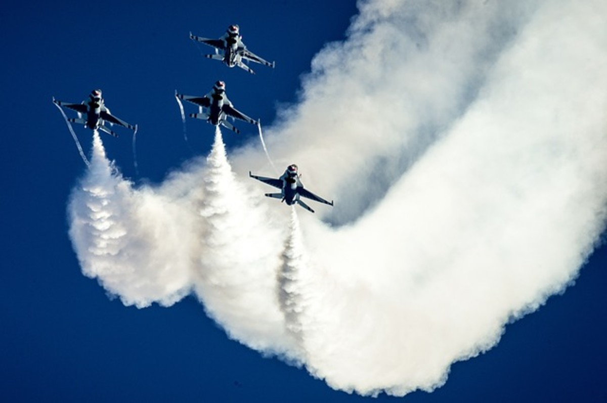 The Thunderbirds Cannot Fly Without Cooperation