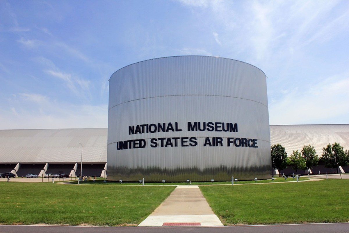 WPAFB - Museum expanded by over 25% in 2016