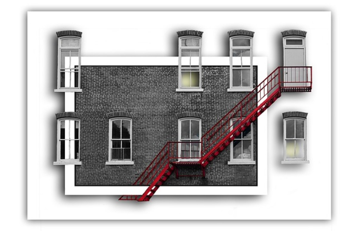 Stepping up the ladder of your career -- Much success to you in your new works site!