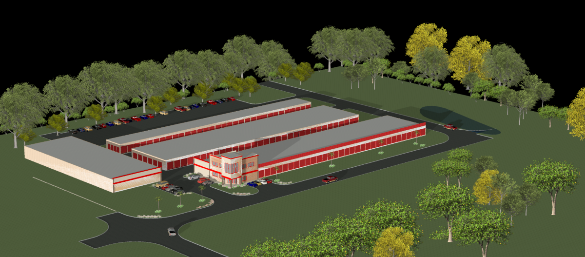 It all Starts with a concept and with some effort becomes real.  This is Storage Authority Mulberry Fl