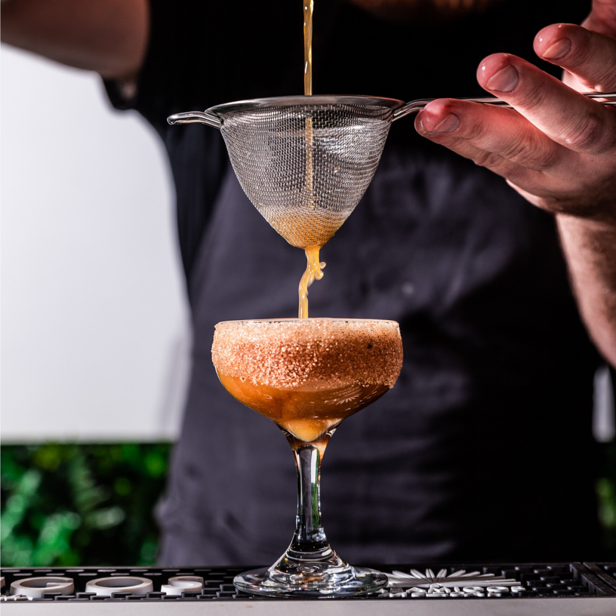 Mixing up a rum and coke is fairly straightforward, but preparing an obscure craft cocktail takes memory, skill, and practice.