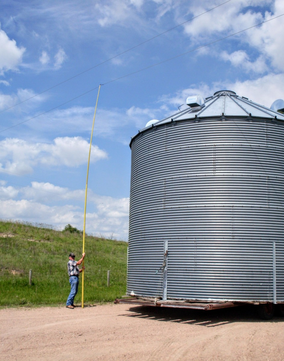 Moving a Grain Bin: When Is it Necessary to Completely Disassemble?