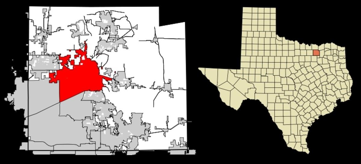 McKinney, Texas.