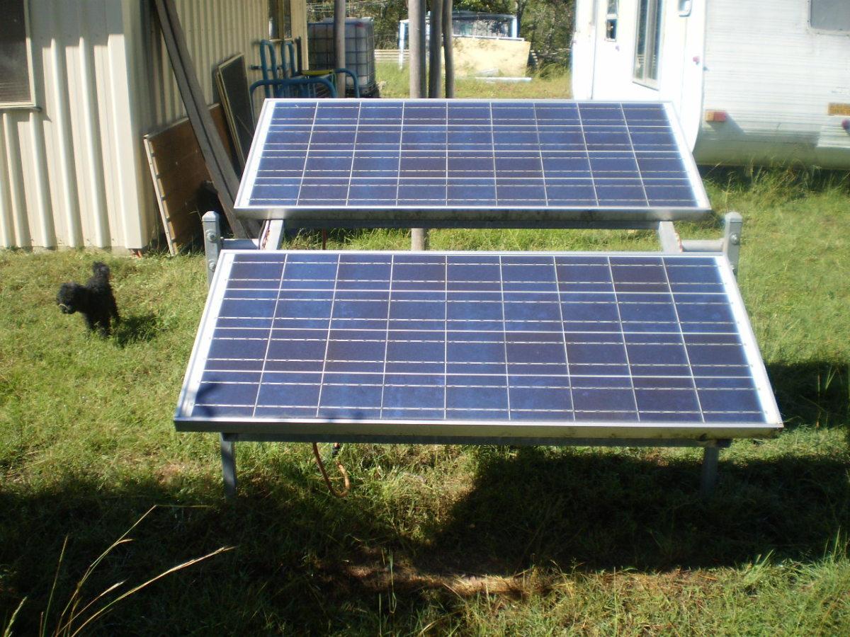 Solar panels/renewable energy