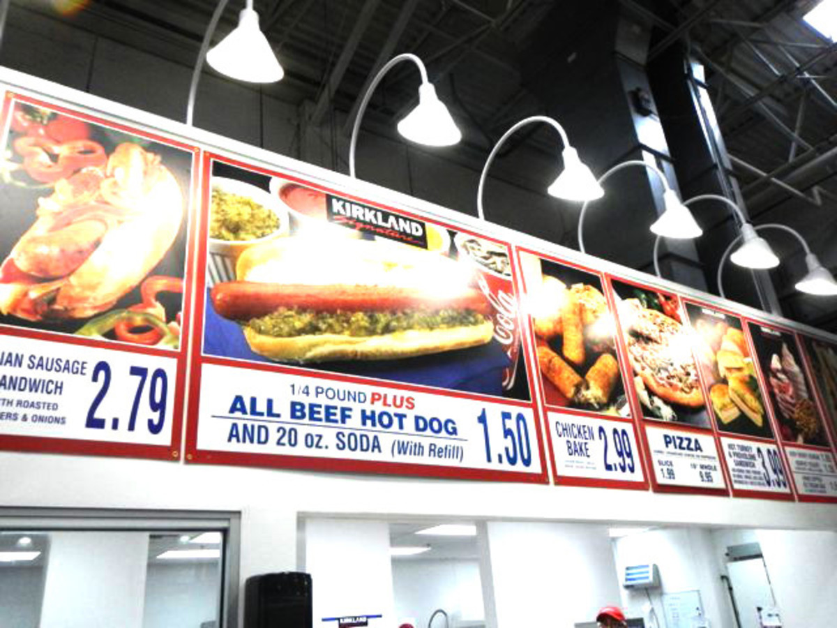 Costco has become the food destination for many shoppers and still offers a Jumbo All Beef Hot Dog and Soda with FREE refills for only $1.50