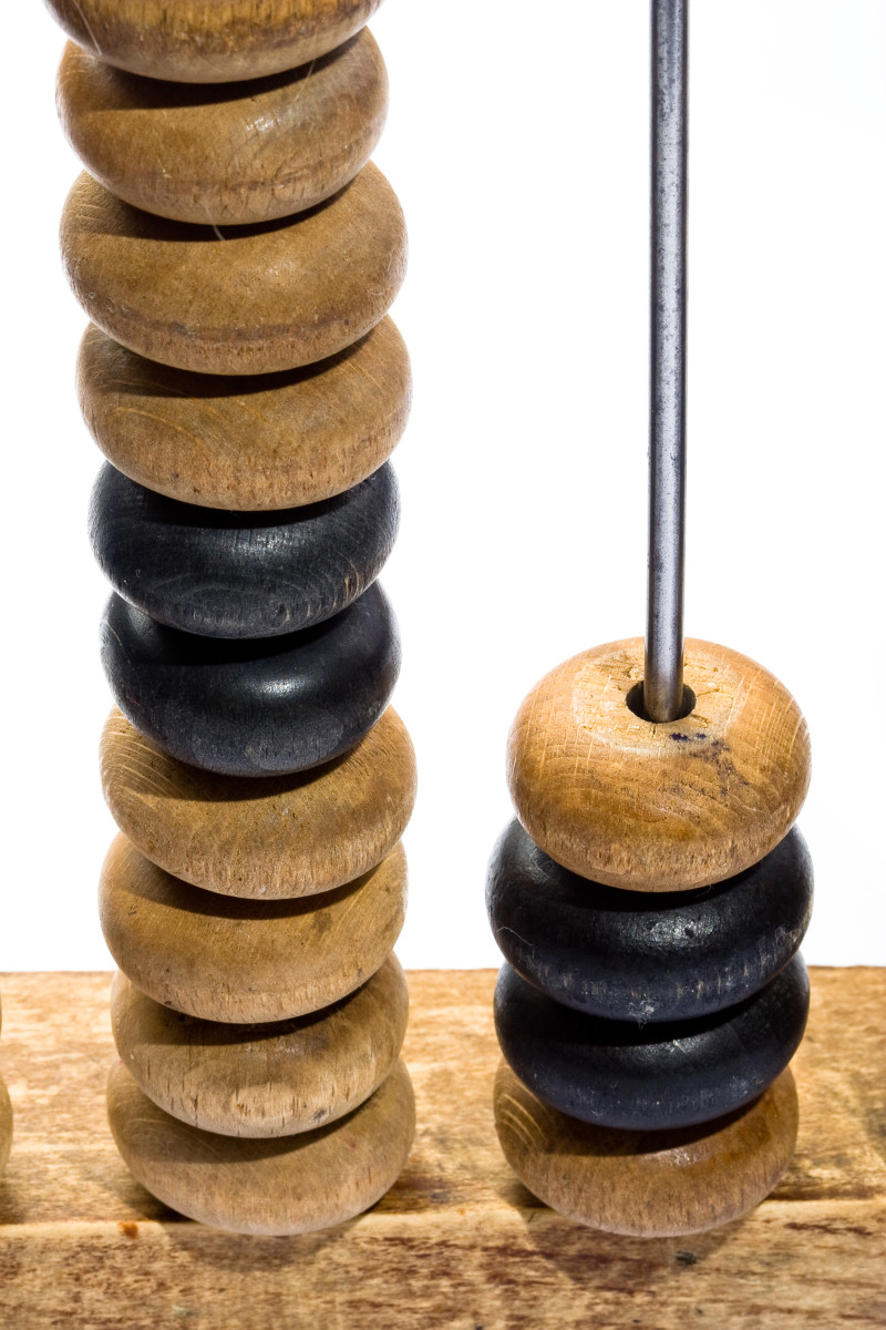 copyright Nobilior at  http://www.dreamstime.com/stock-photo-an-old-abacus-rimagefree5926277-resi2284415