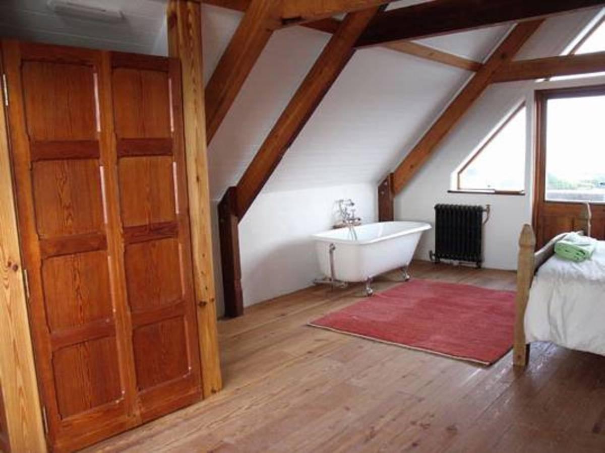 Killahara Castle Room