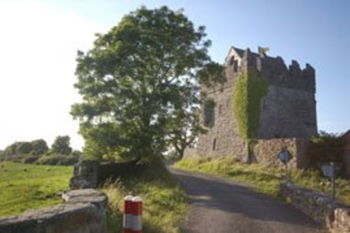 Strongford Castle