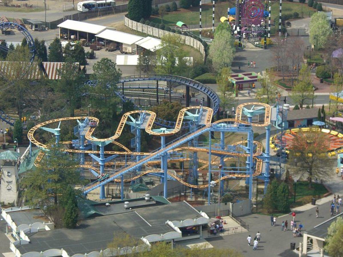 Paramount Carowinds Park