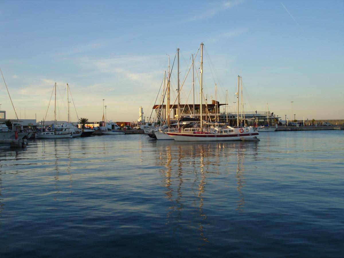 picturesque ports