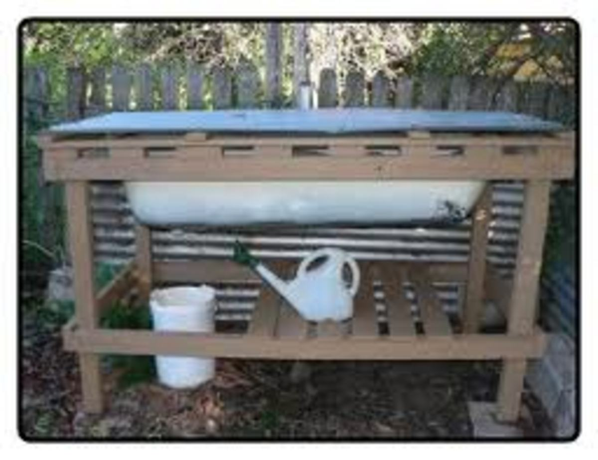 Cheap, easy, small business worm farming can be as easy as putting an old basin to another use!