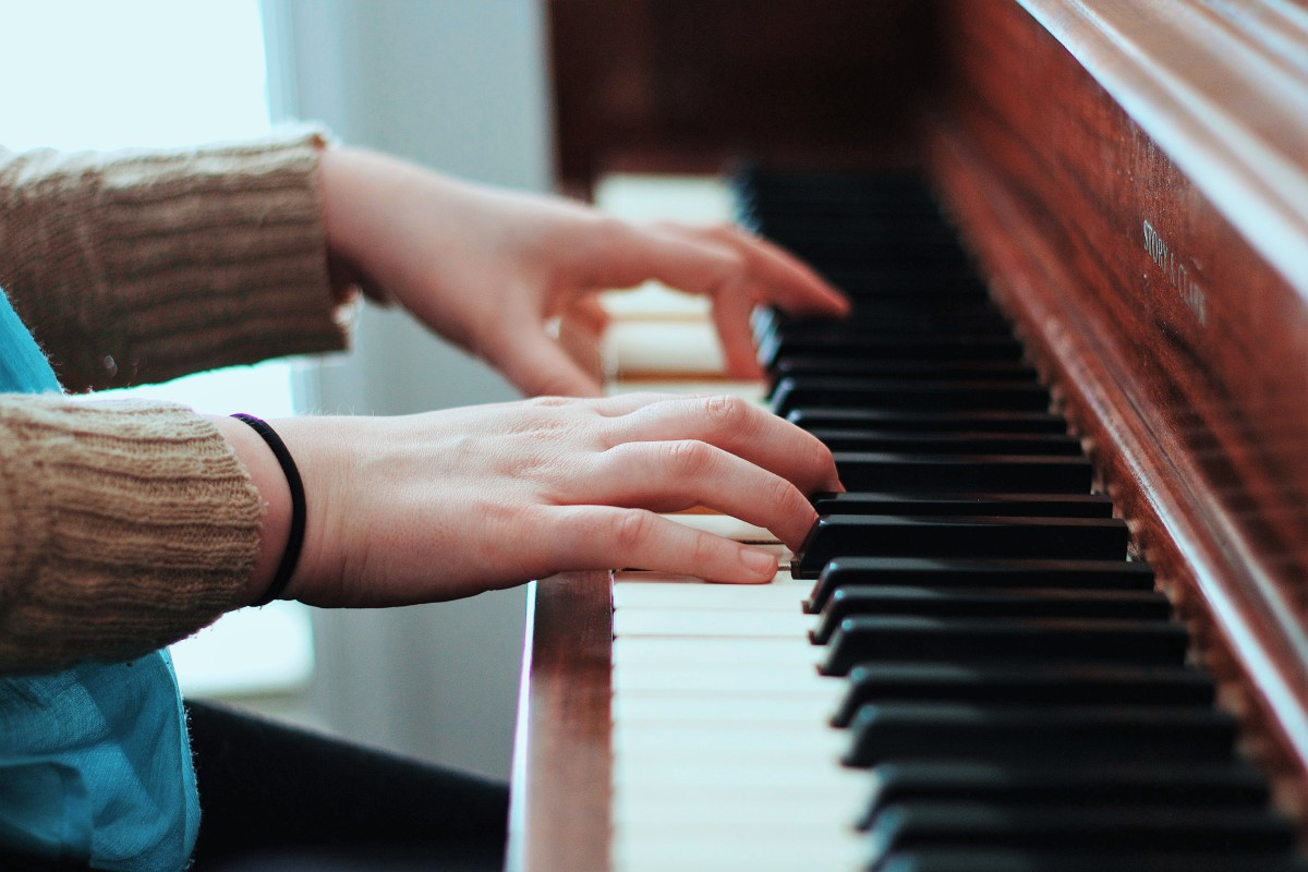 Listening to piano and other types of music on a radio can be very enjoyable.