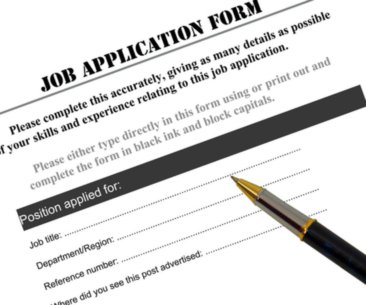 The job application form can be used to obtain further information such as the candidate's availability and their referees.  Include a clause that allows you to obtain and use private information.