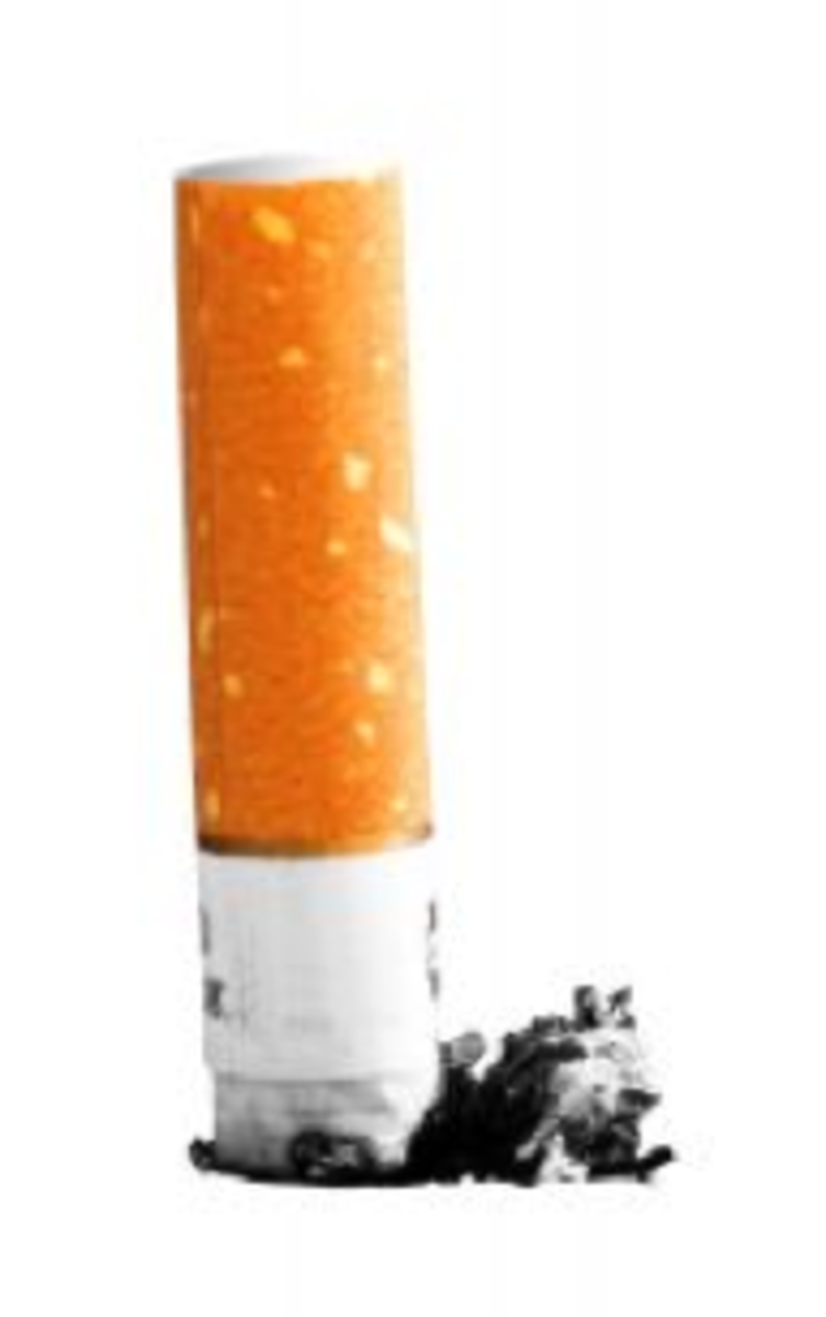 Cigarette Butt by Vivek Chugh on Stock Xchng