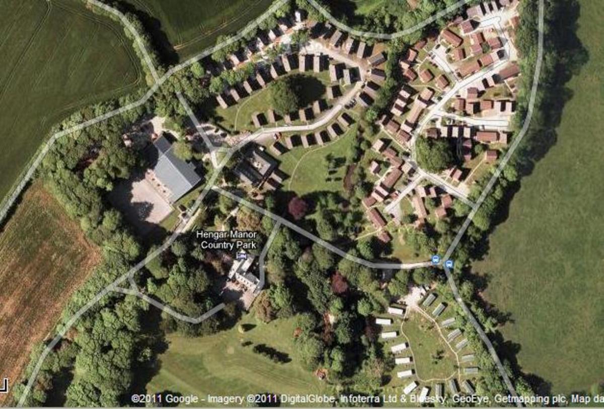 Hengar Manor, St Tudy, Bodmin, Cornwall, England
