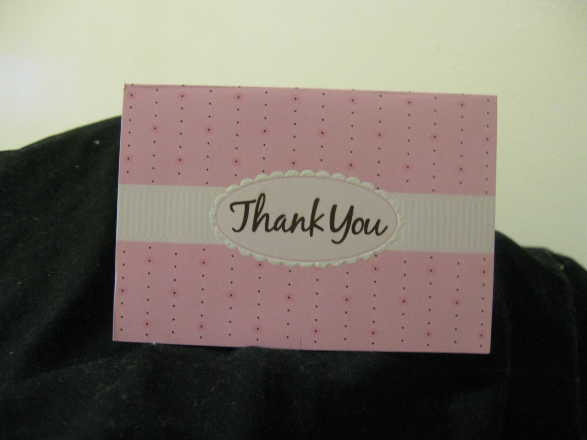 Writing a thank-you note after an interview is an important step in making a lasting impression.