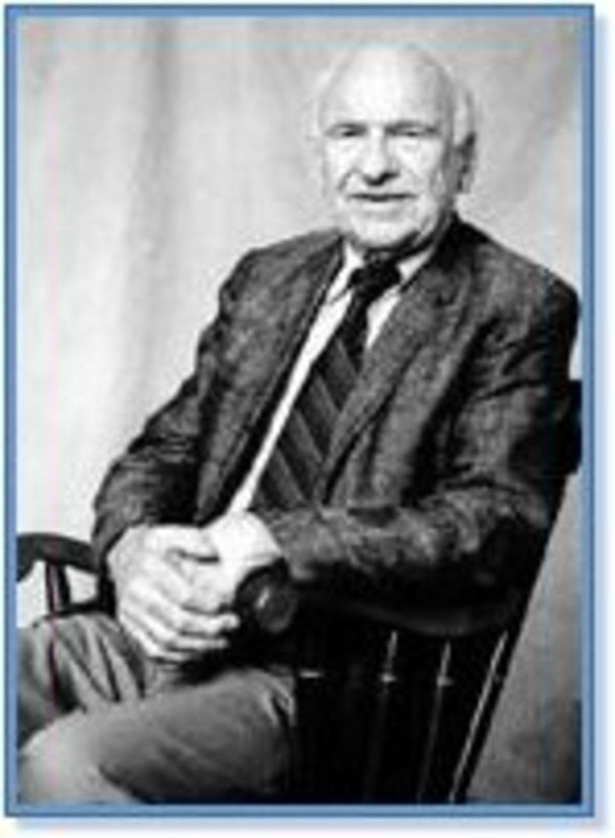 Dr. James McGregor Burns