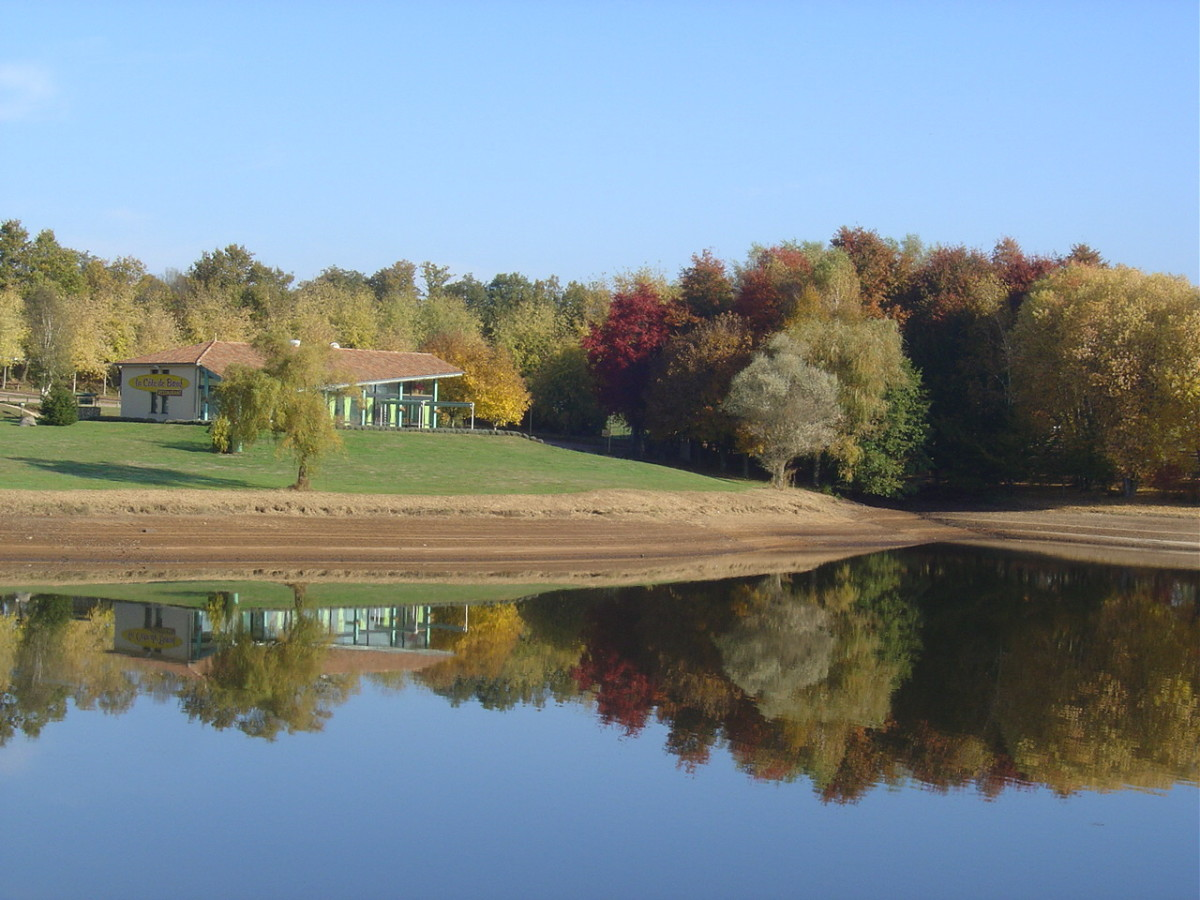 Videix lake is a picture