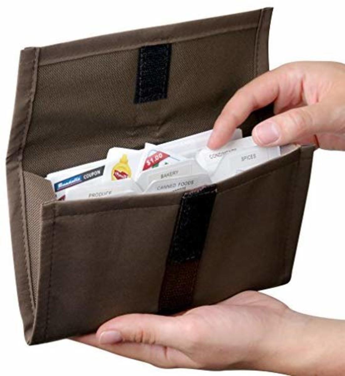 Evelots杂货券钱包为金钱提供了很大的价值。