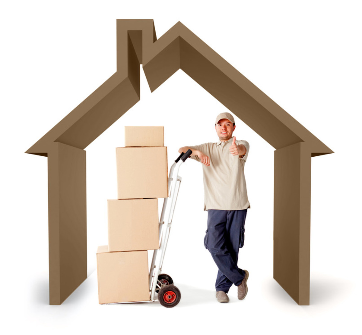 Professional movers are often worth the cost.