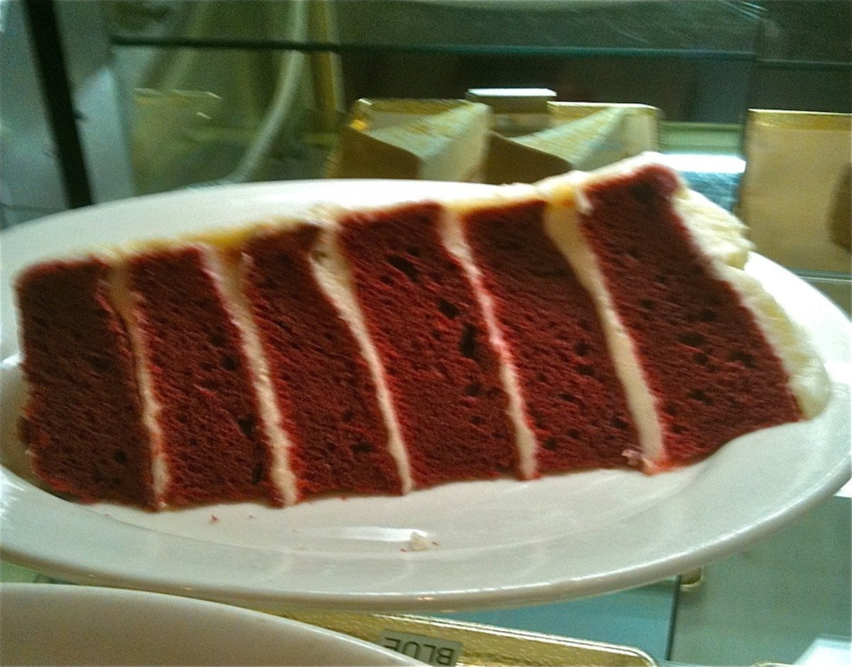 Would You Be Impressed and Remember This 6 Layer Cake?