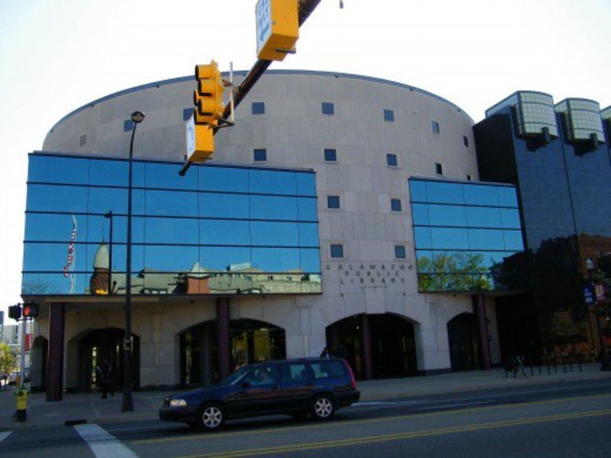 Kalamazoo Central Public Library
