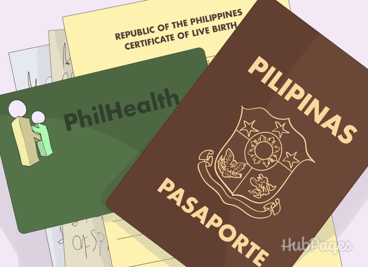 One of the documents you can use to obtain an SSS card is a passport.