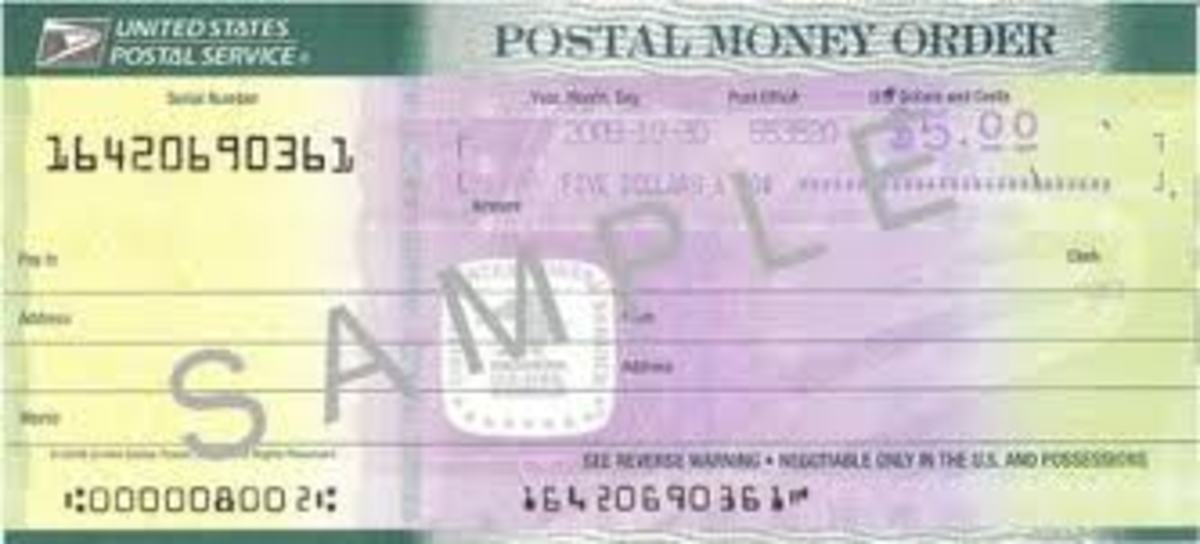 How to Get a Money Order 2016