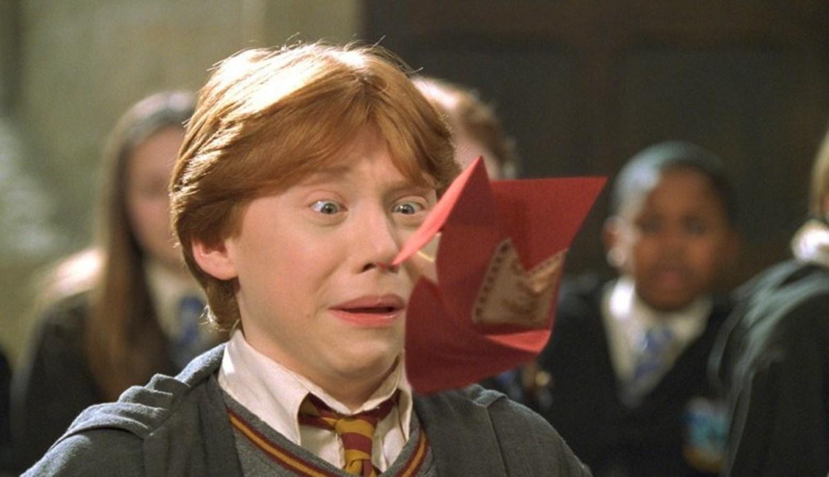Blimey, Harry!