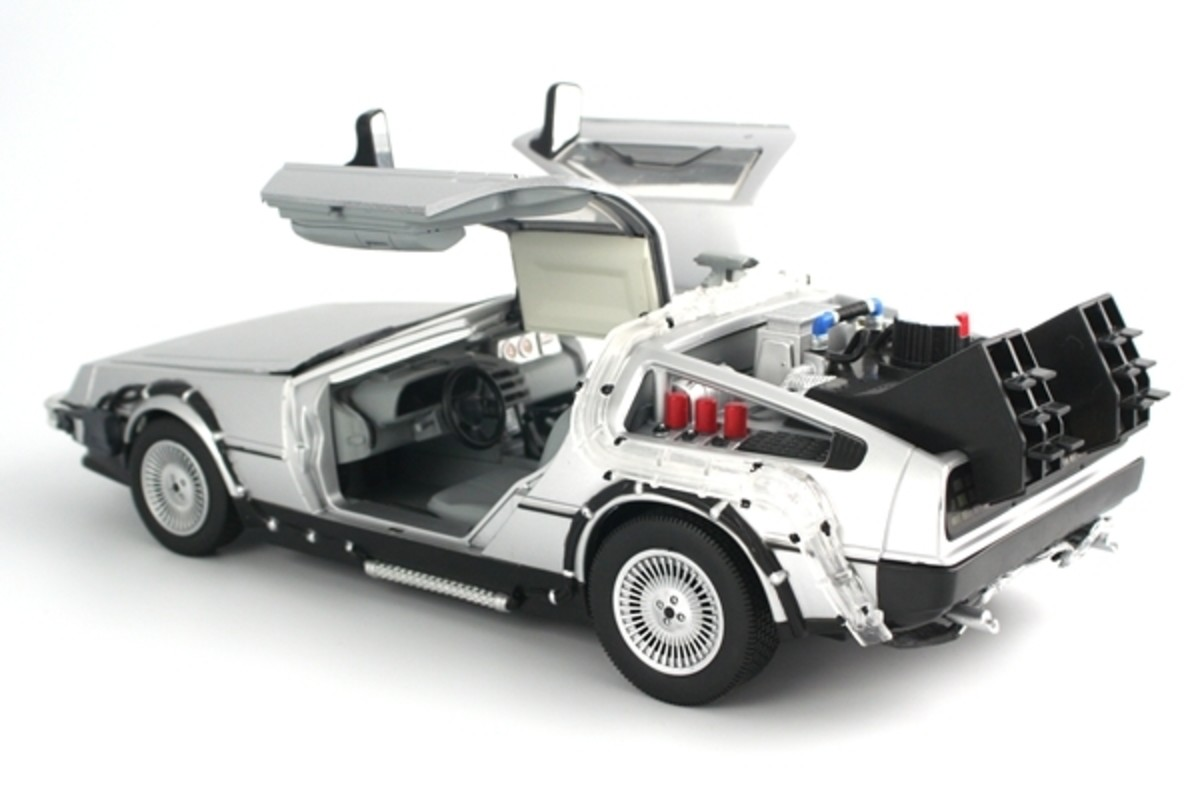 Buy your toy DeLorean here!