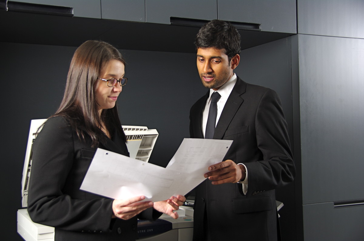 After you leave, managers compare notes, both about your answers, and about their gut feelings about you as a possible employee.