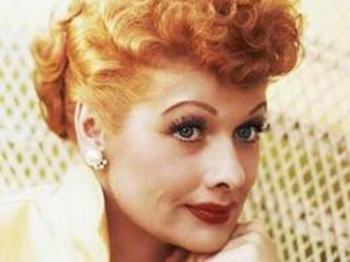 Before Oprah Or Barbara Walters There Was Lucille Ball Who Paved The Way For Women In Not Only Show Business But World