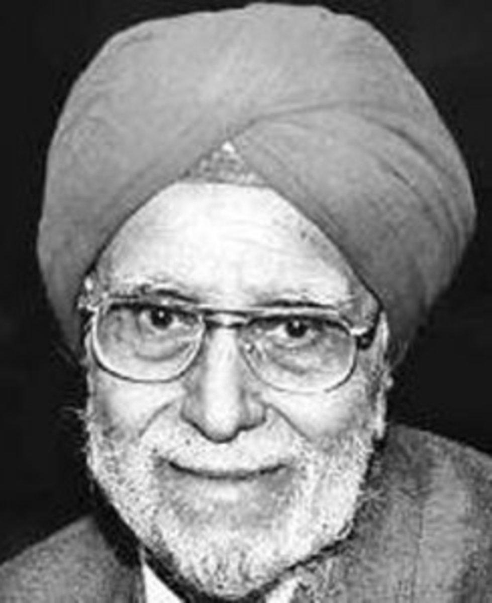 Pioneer of the Indian pharma industry
