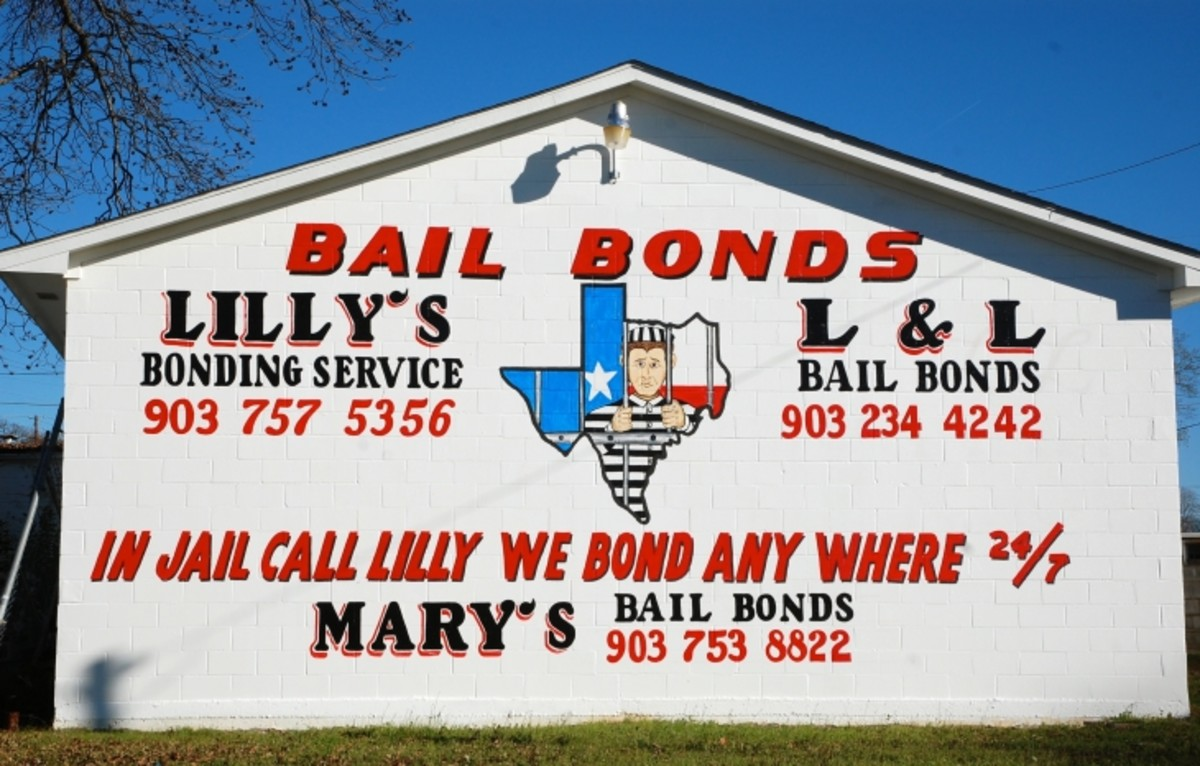 Mary's bails Bonds