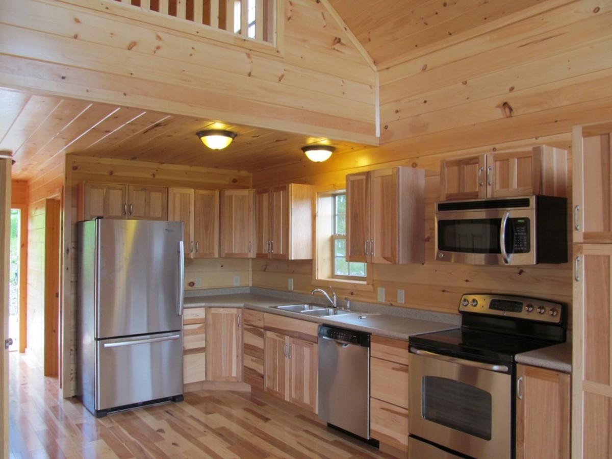 Legacy: Open kitchen