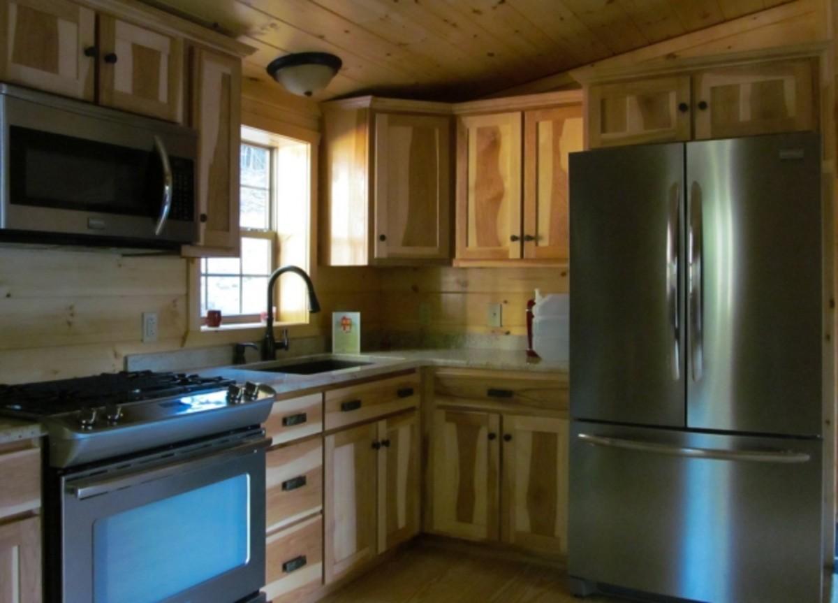 Weekender: kitchen