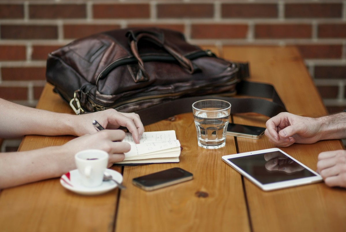 When you disagree with your boss, keep distractions to a minimum and stay focused on the issue at hand. Taking a phone call, checking email, or sending texts in the middle of a discussion with your boss is not a good idea if you want to be heard.
