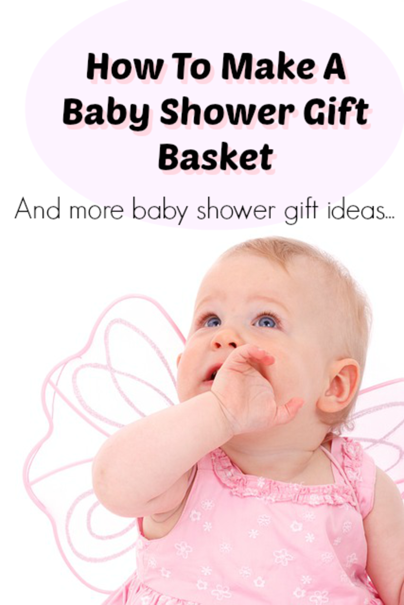 Baby shower ideas list.