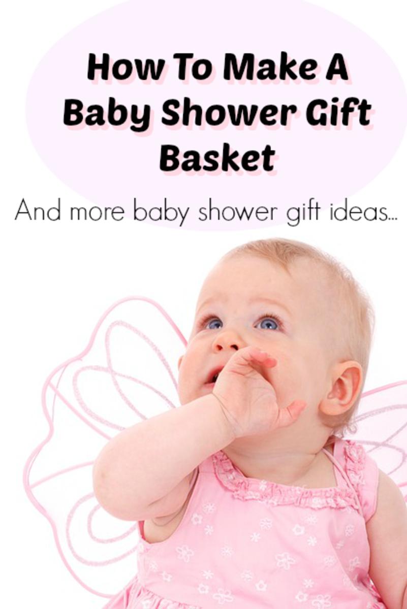 Baby shower ideas list.