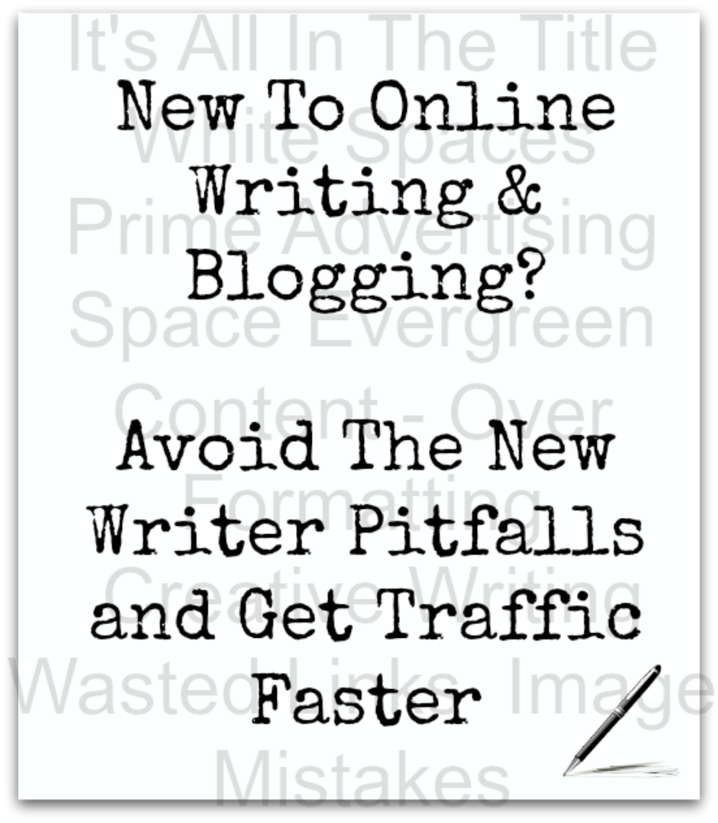 Tips For New Bloggers & Online Writers. Get Traffic, Improve SEO and Avoid Newbie Mistakes!